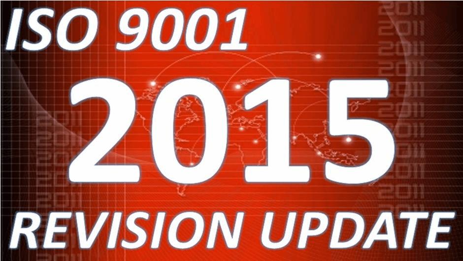 ISO 9001 : 2015 ve ISO 14001 : 2015 Standartları yayınlandı !